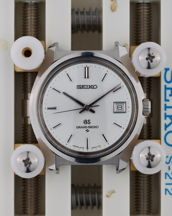 The Grand Seiko Guy5517
