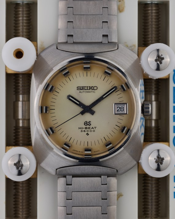 The Grand Seiko Guy5526