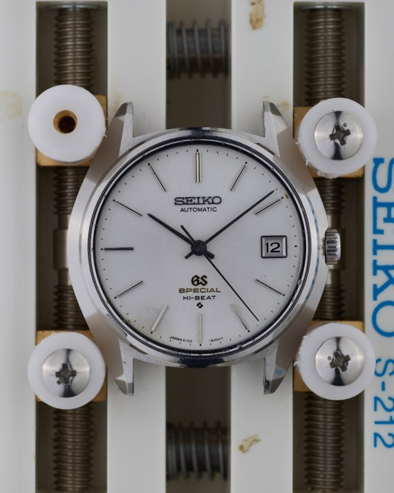 The Grand Seiko Guy5568