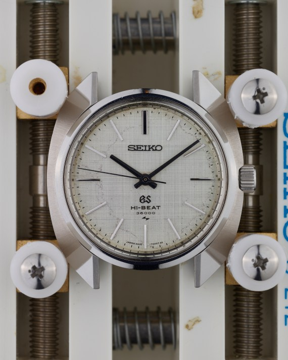 The Grand Seiko Guy5599
