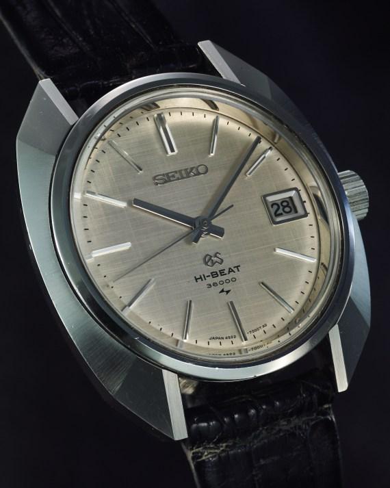 Grand Seiko 4522-7000 white dial