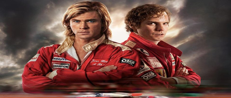 Movie Review] Rush (2013) - The Grand Shuckett