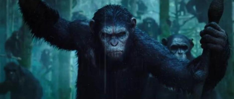 Movie Review Dawn Of The Planet Of The Apes 2014 The Grand Shuckett