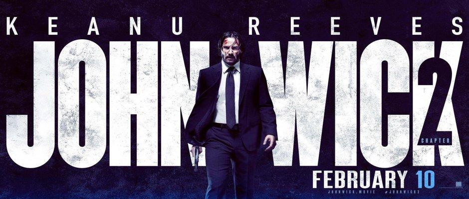 Movie Review John Wick 2 2017 The Grand Shuckett