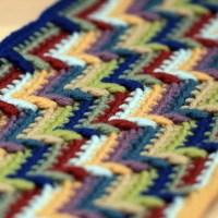 Apache Tears Free Pattern