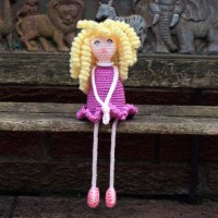Another Crochet Fairy Doll