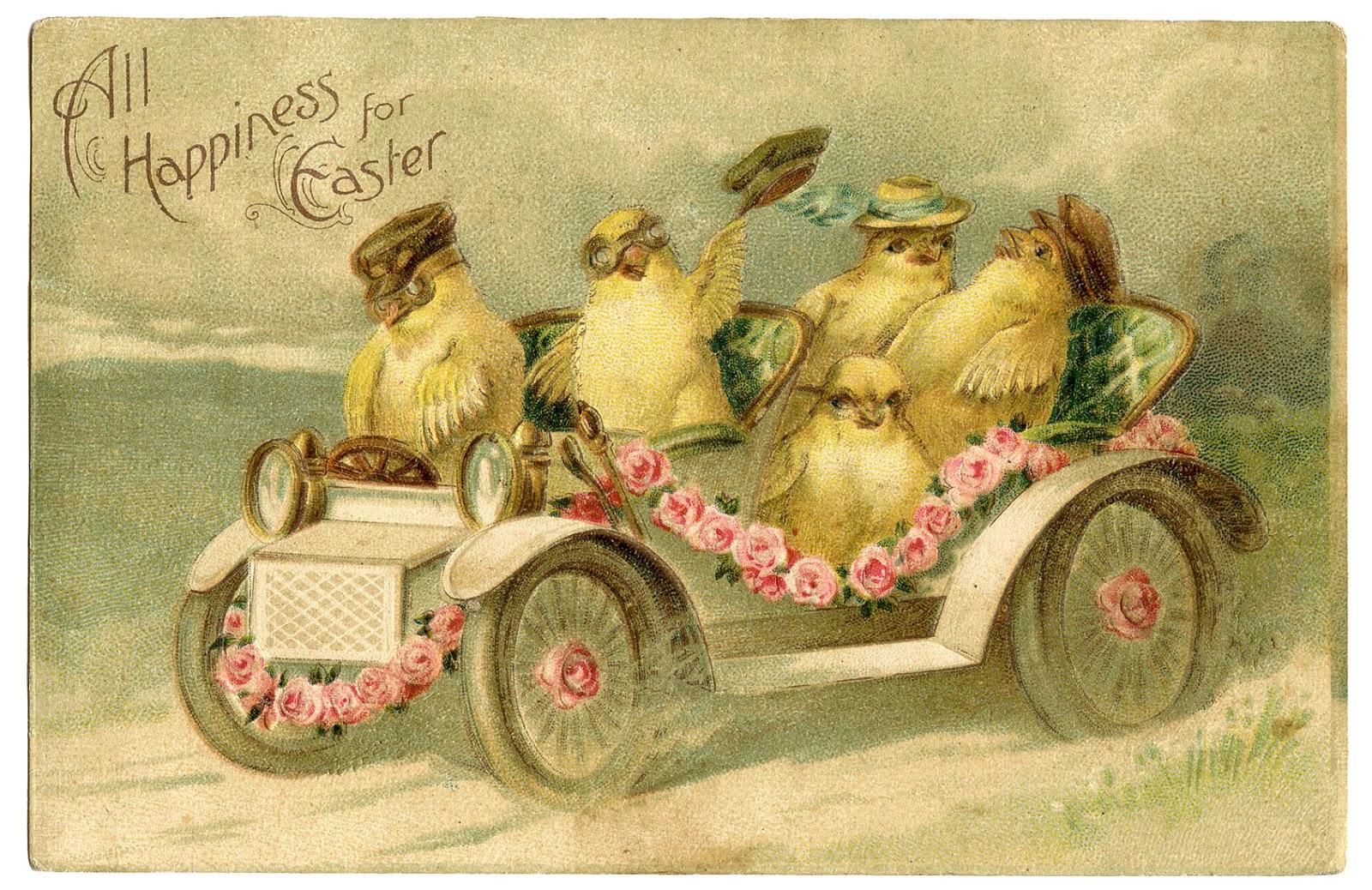 Screensavers Greetings Easter