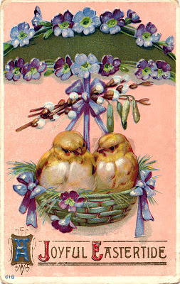 Free Clip Art Easter Chicks The Graphics Fairy