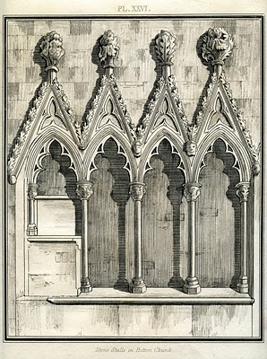 Instant Art Printable Download Gothic Architecture The