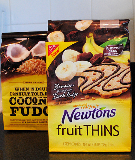 Newton Fruit Thins A Healthier Snack For On The Go The