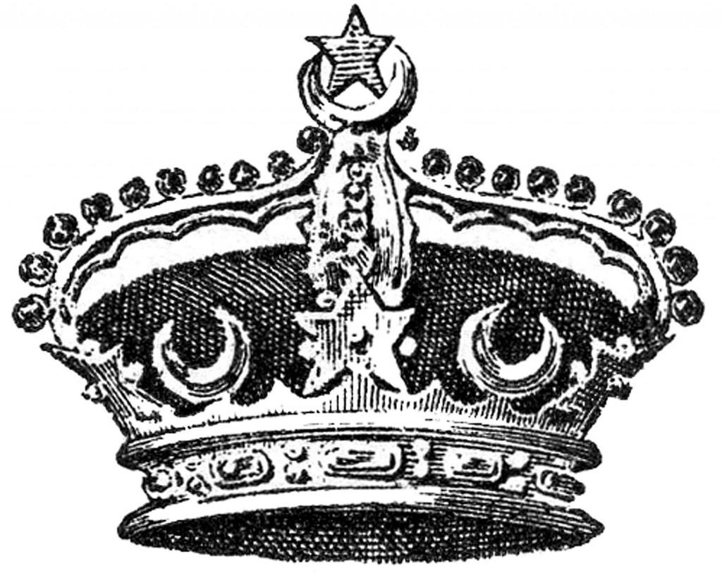 Vintage Crown Image