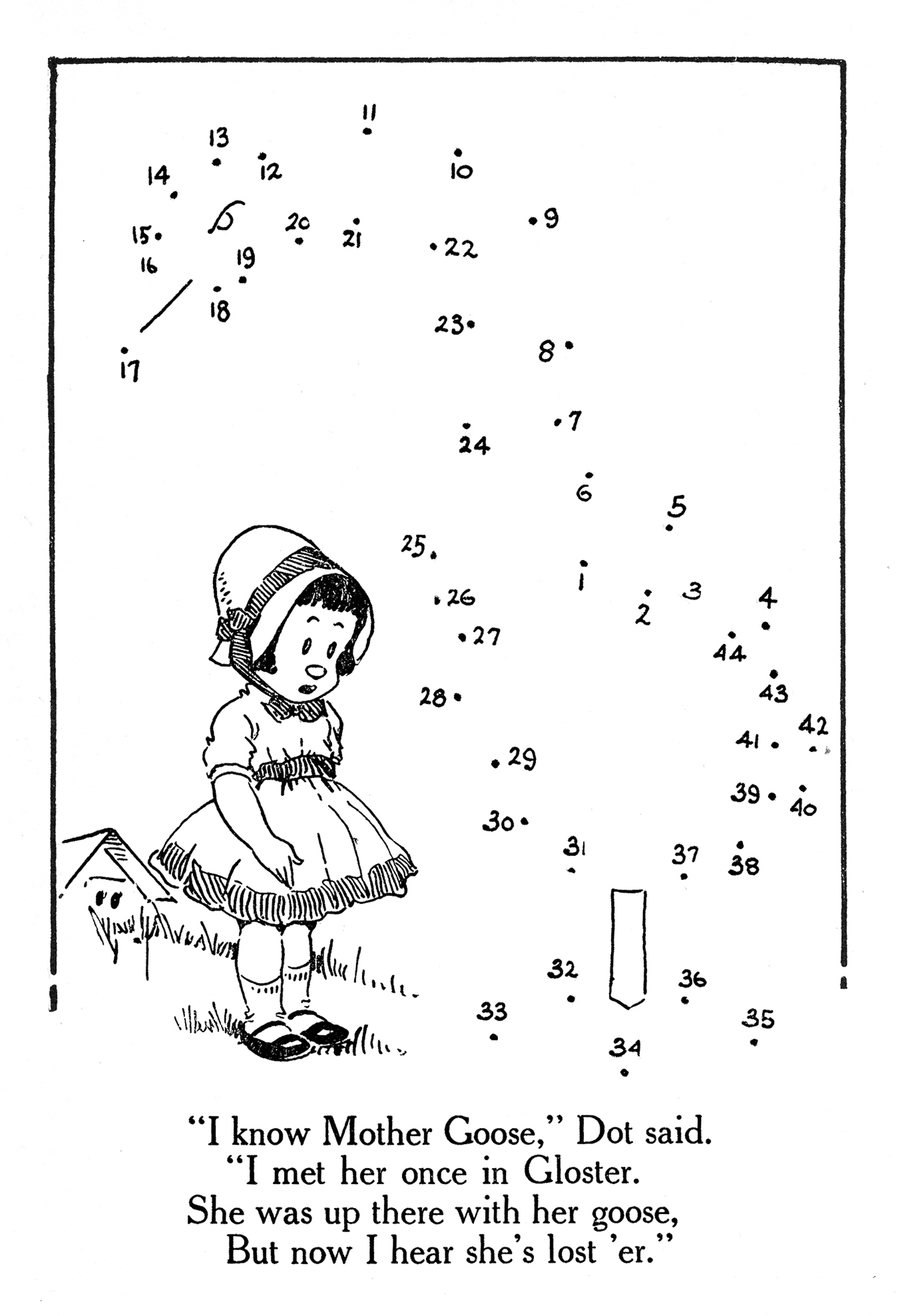 Printable Connect The Dots Numbers To 100 Worksheet