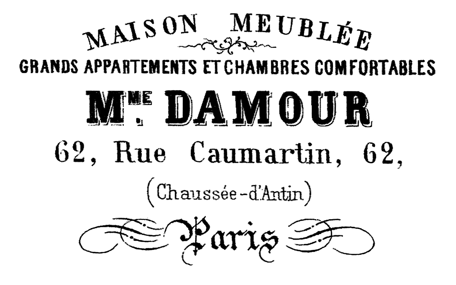French Typography