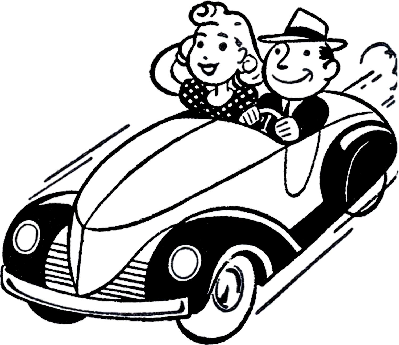 Vintage Car Images