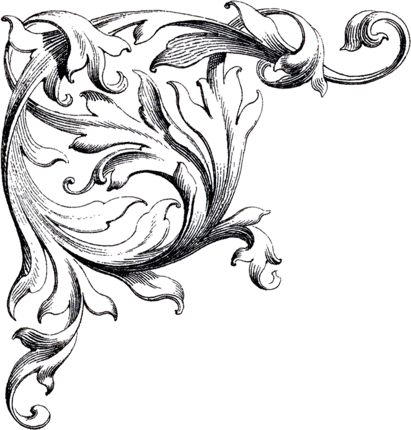 Free Wedding Clip Art Scrolls