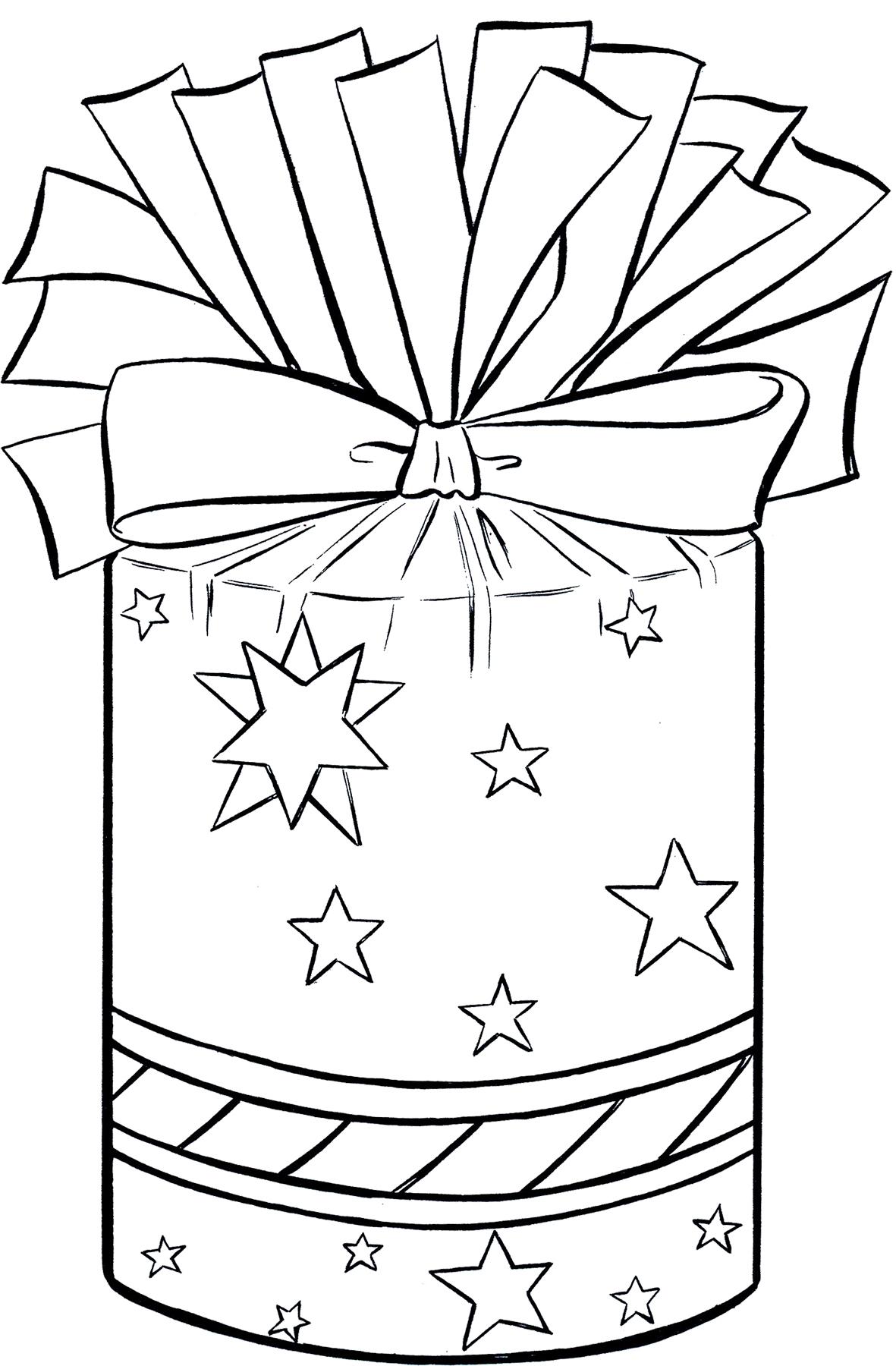 Christmas Present Clip Art