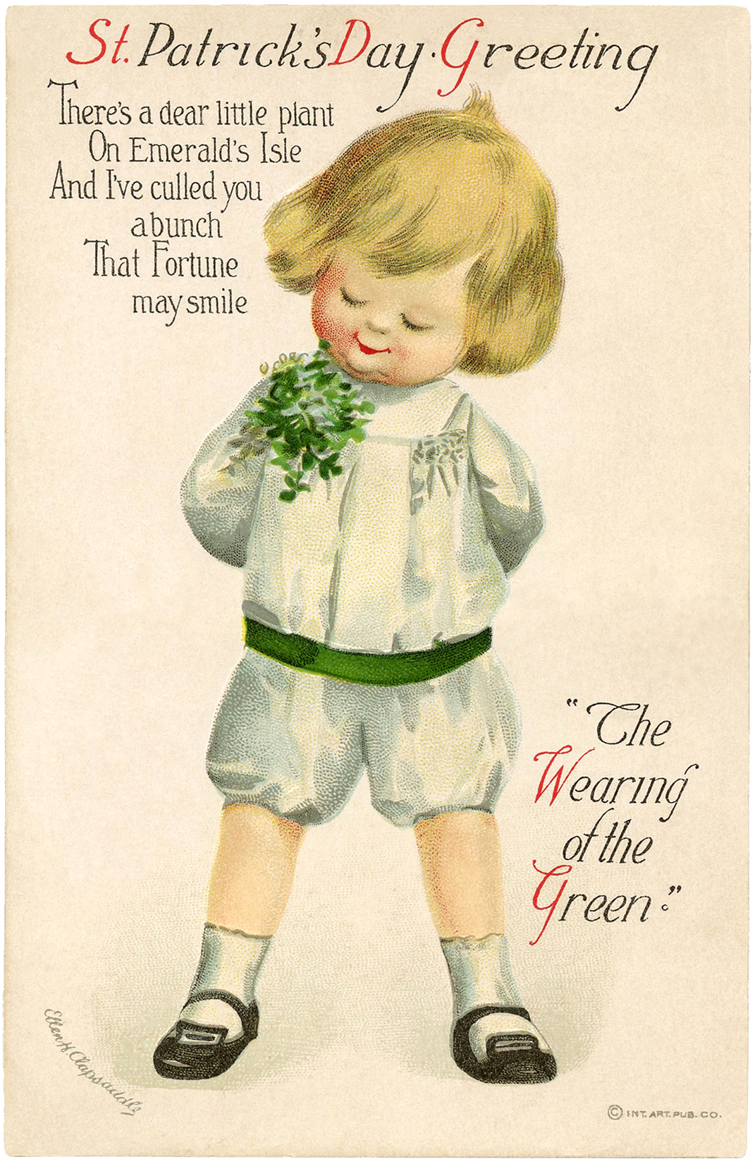 9 St Patrick S Day Children