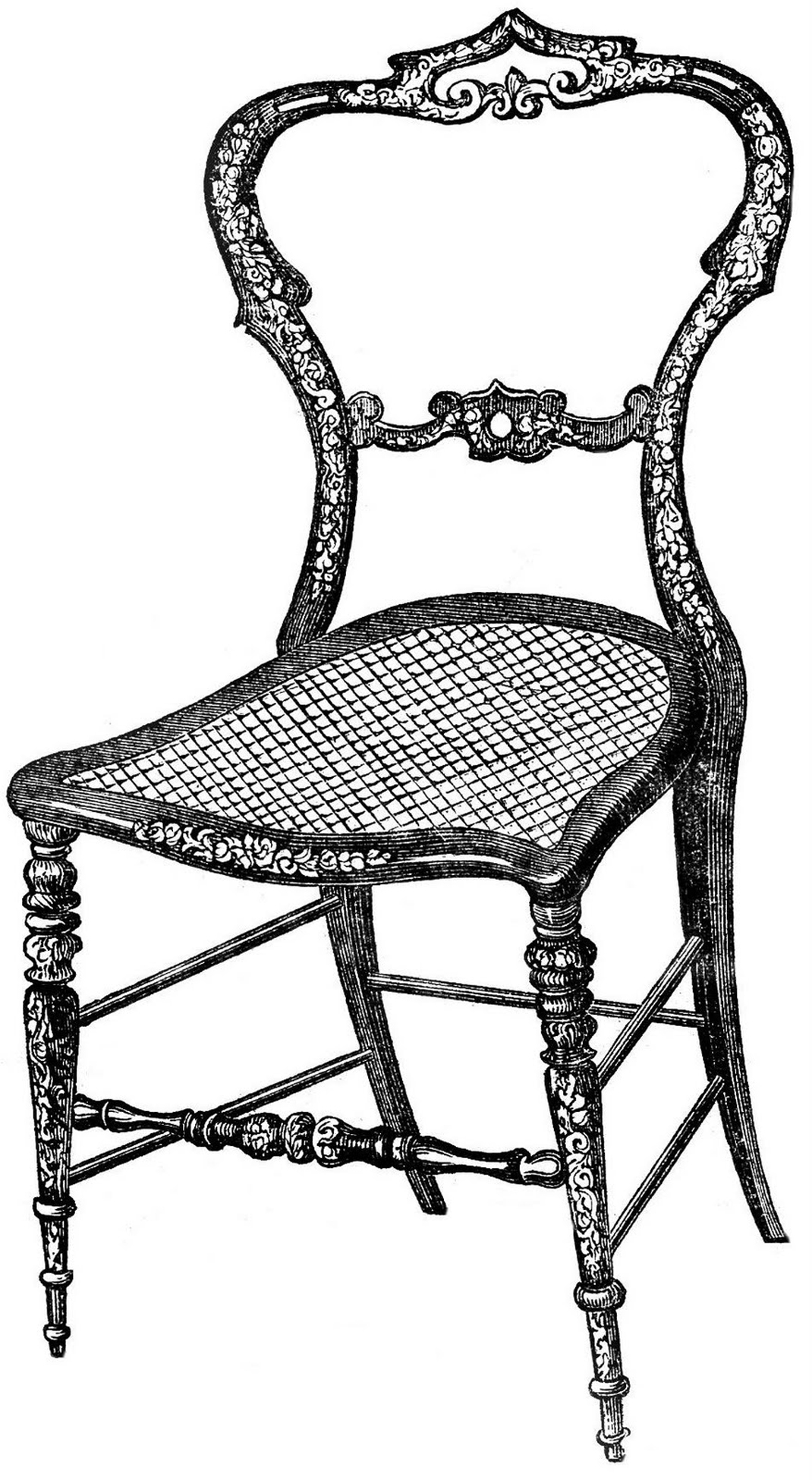 16 Chair Clipart Images