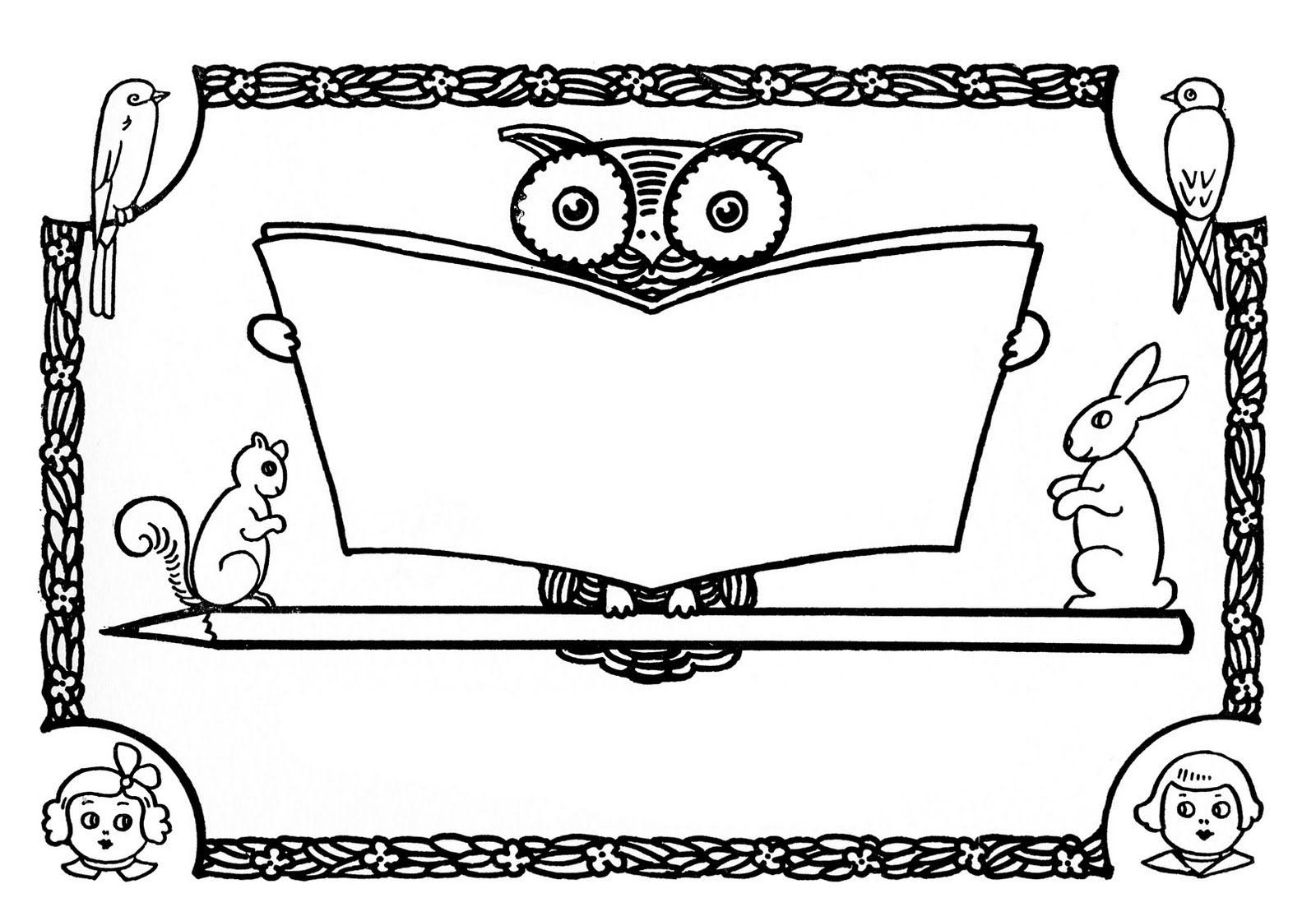 28 Owl Clipart