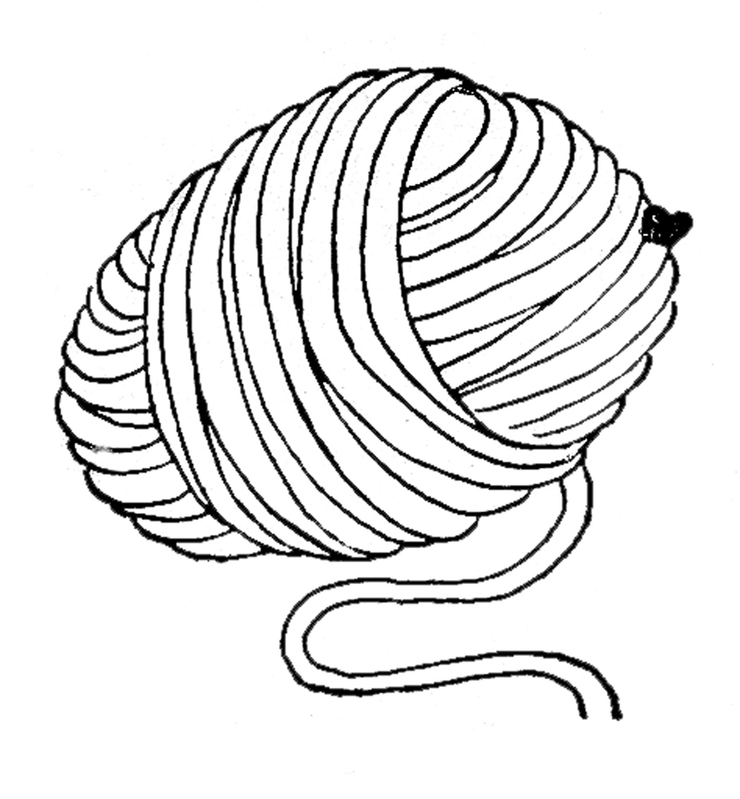 Today Is Request Day Sea Hag Octopus Yarn Ball Connect