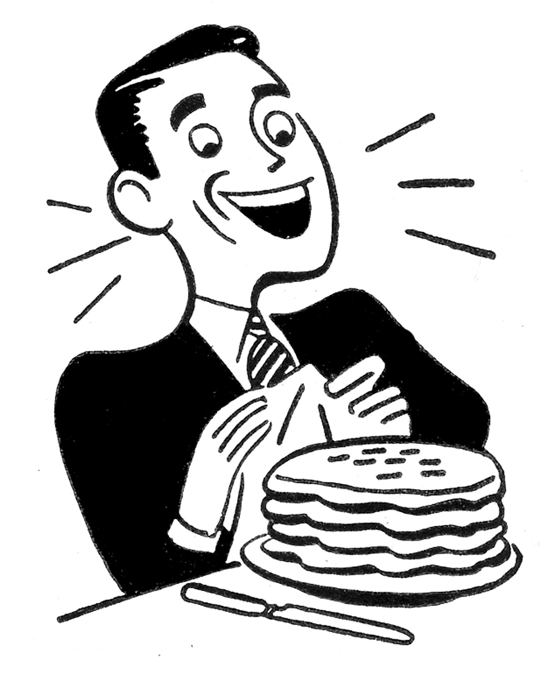 Retro Rover It S Pancake Day Tasty Pancake Recipe For