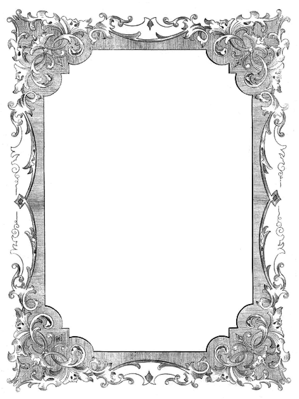 Image Result For Antic Elegant Wedding Invitation Ideas