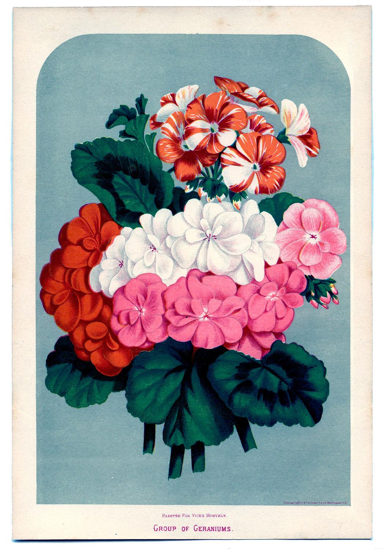 Vintage Instant Art Printable