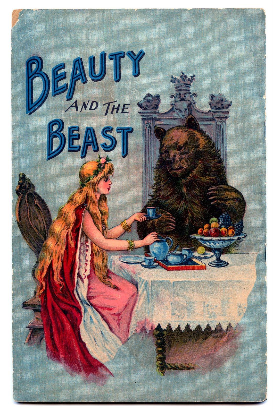 Vintage Fairy Tale Clip Art
