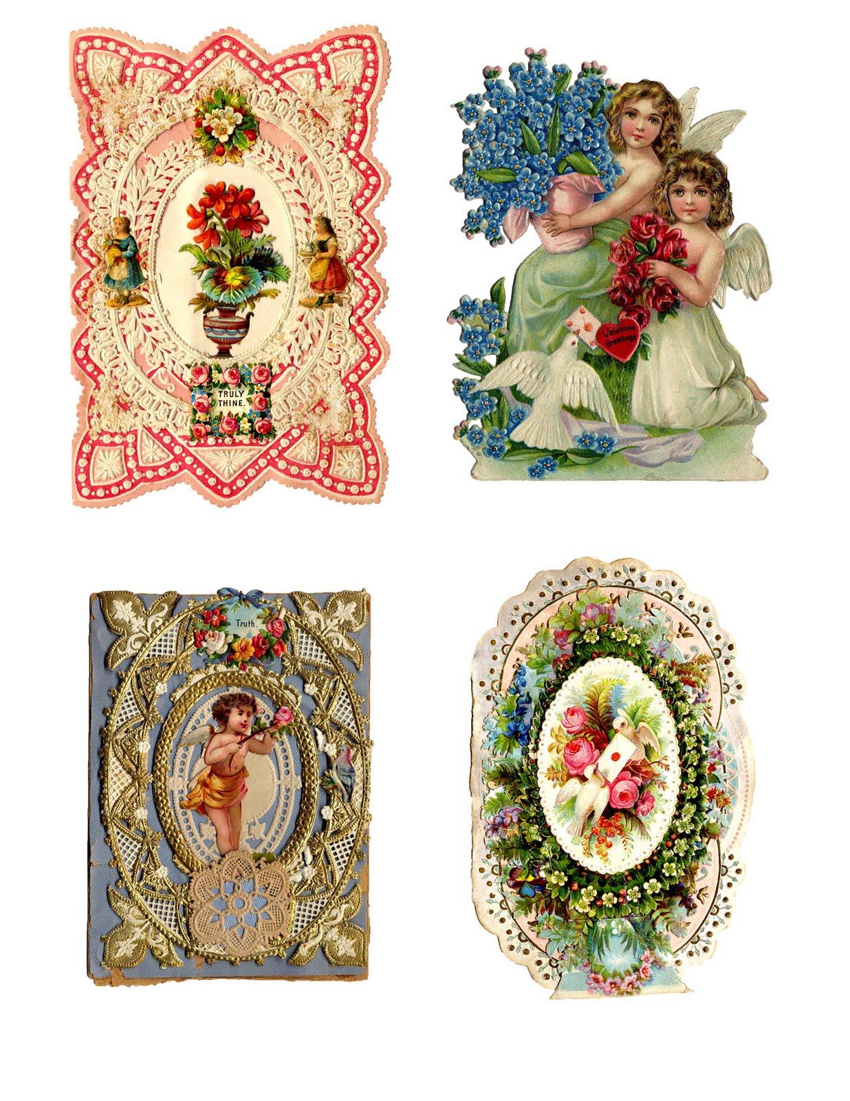 Antique Valentines