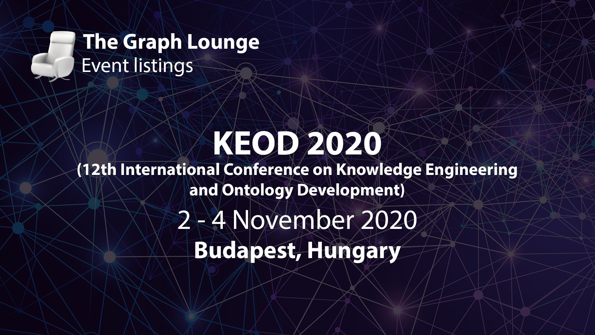 KEOD 2020 (12th International Conference on Knowledge Engineering and Ontology Development)