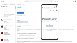 Google Dataset Search out of beta with new features