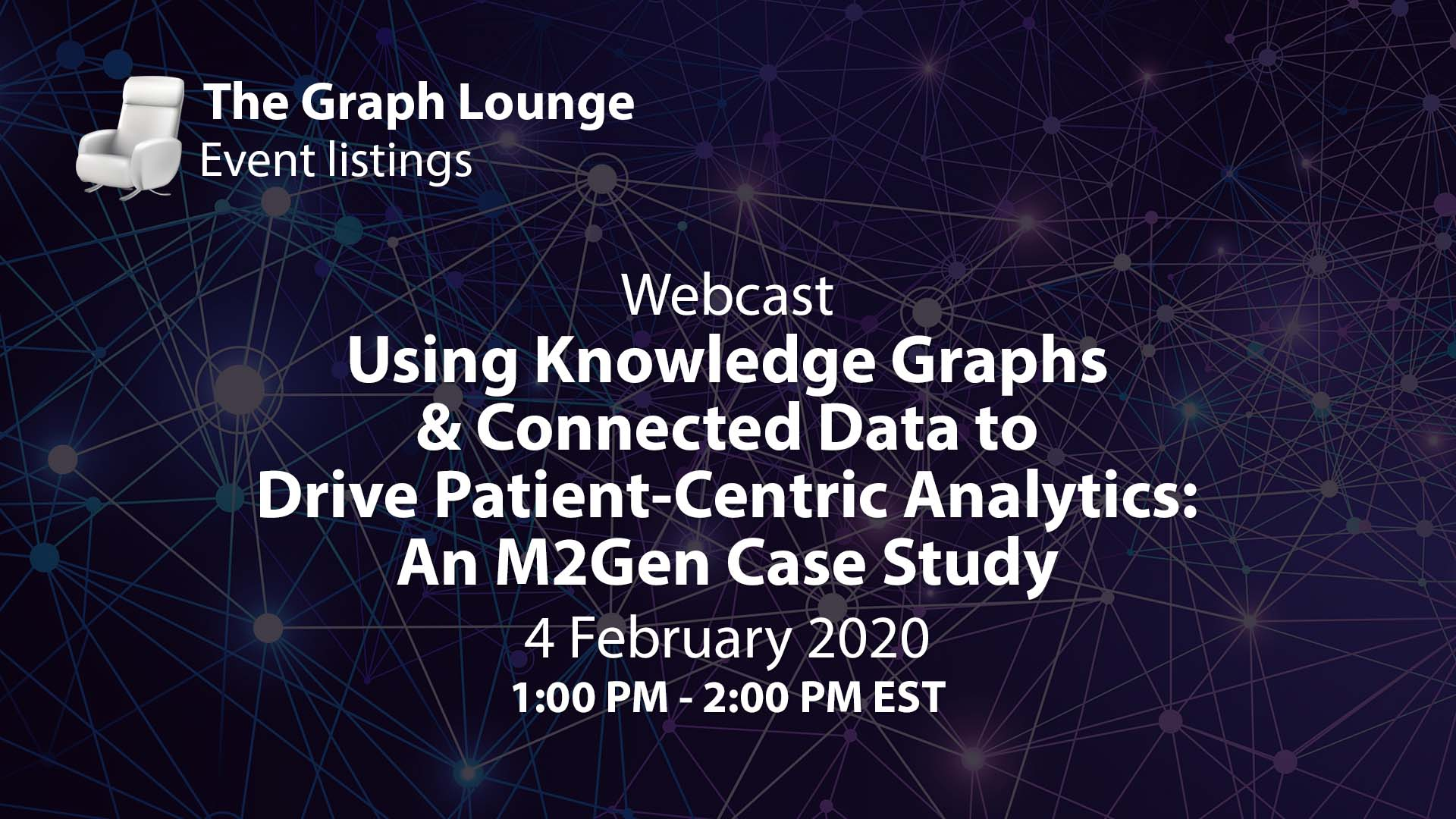 Using Knowledge Graphs and Connected Data to Drive Patient-Centric Analytics: An M2Gen Case Study