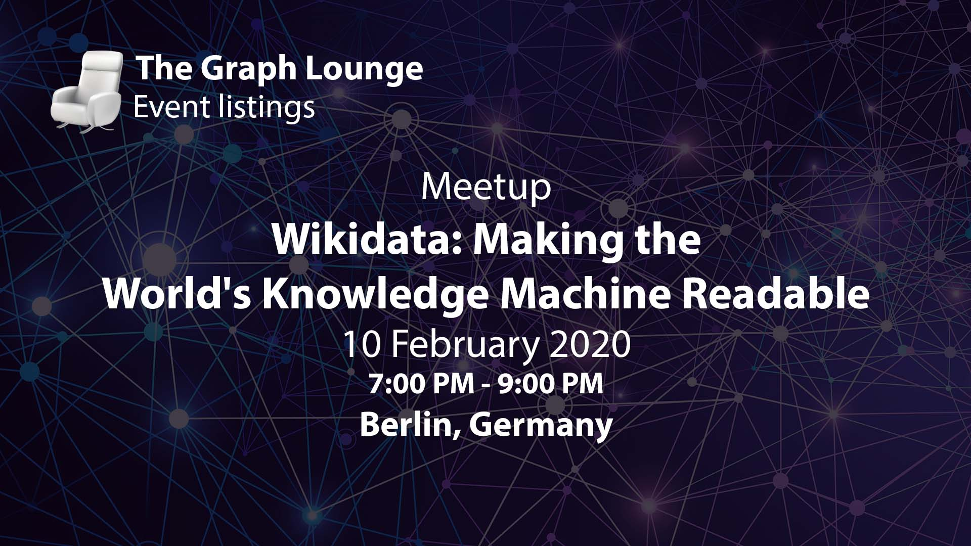Wikidata: Making the World's Knowledge Machine Readable