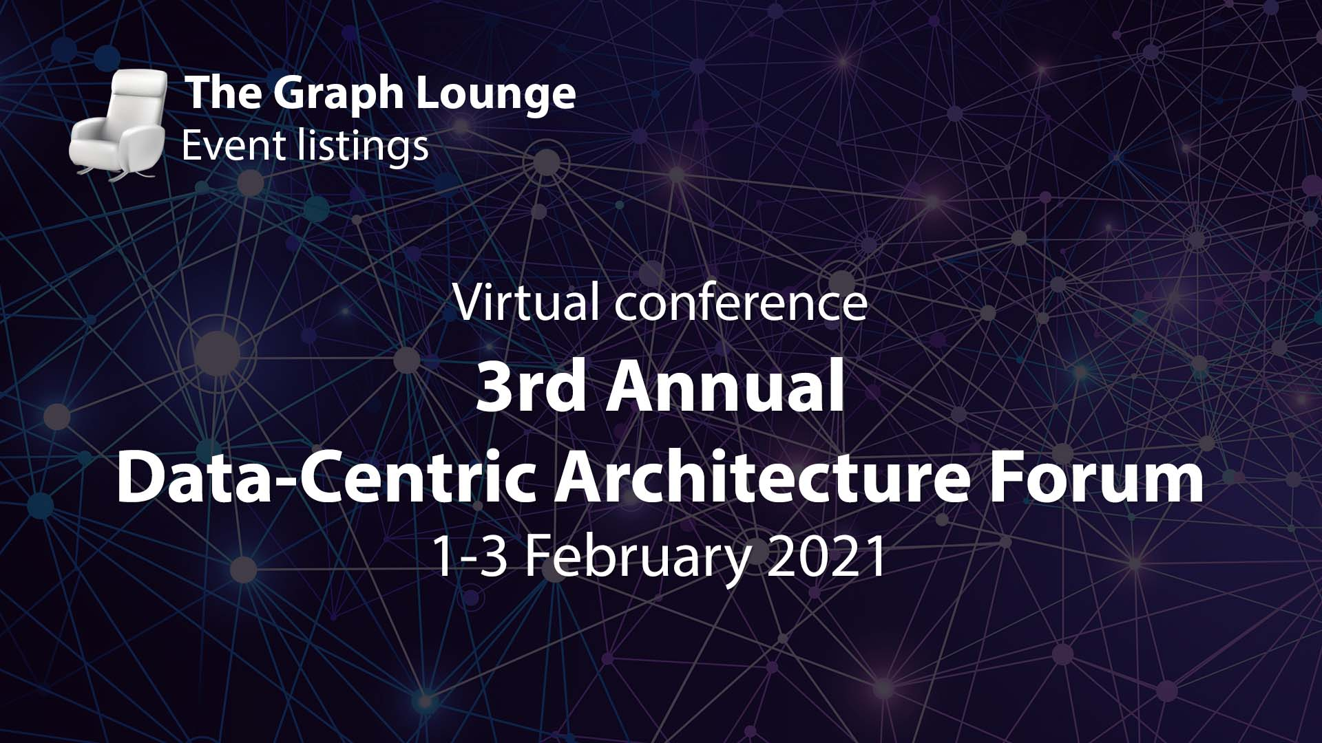 3rd Annual Data-Centric Architecture Forum