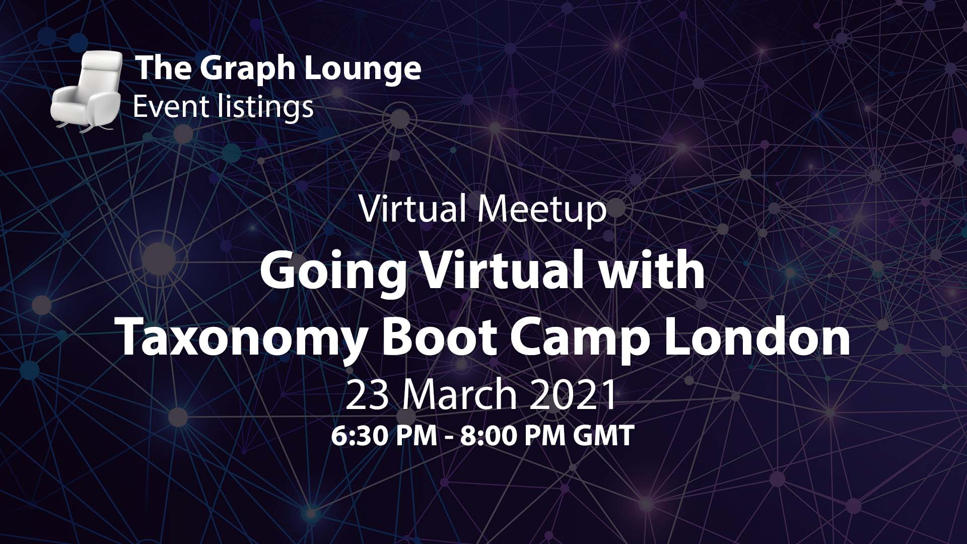 Going Virtual with Taxonomy Bootcamp London
