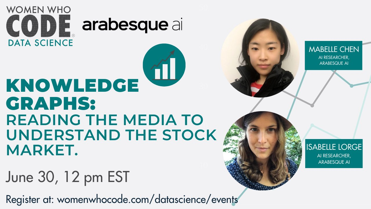 Knowledge Graphs: Reading the Media to Predict the Stock Market