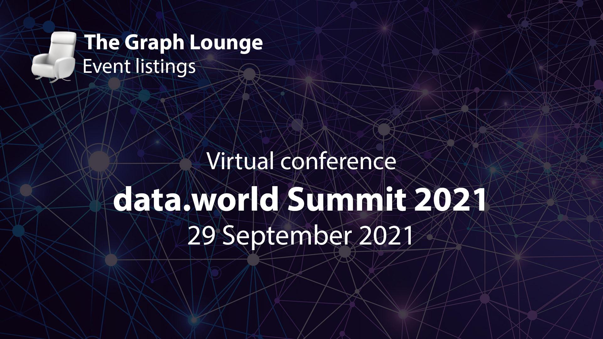data.world Summit 2021