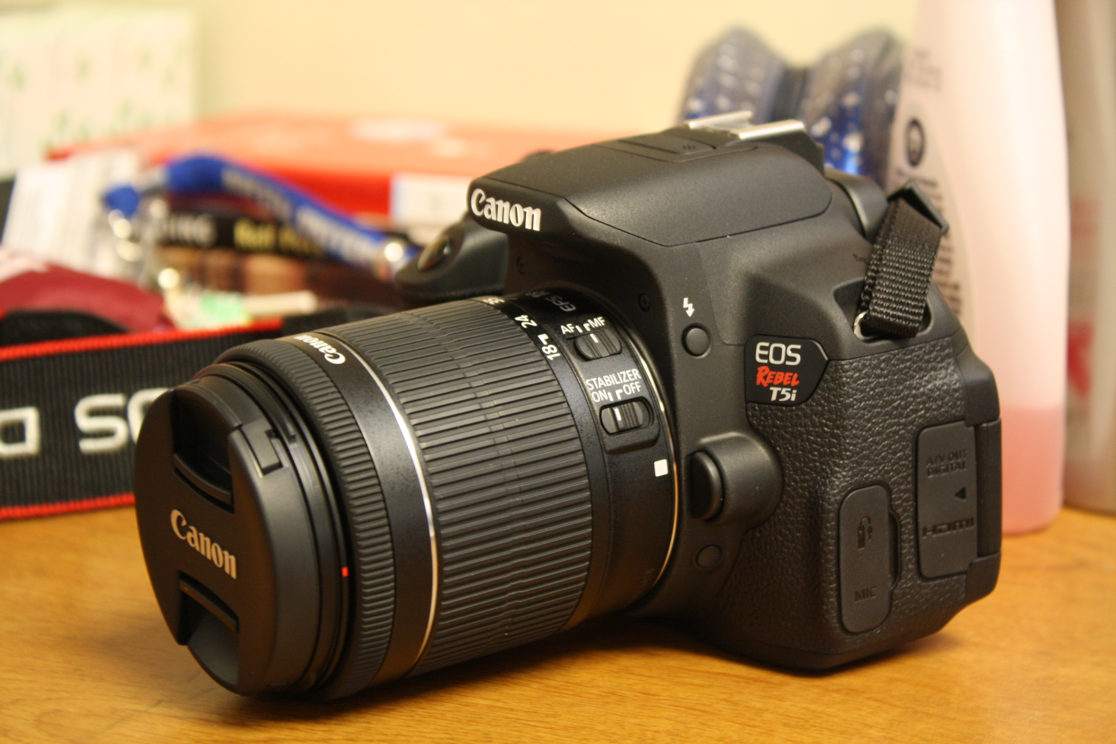 Canon EOS Rebel T5i Review   TGR Canon EOS Rebel T5i Review