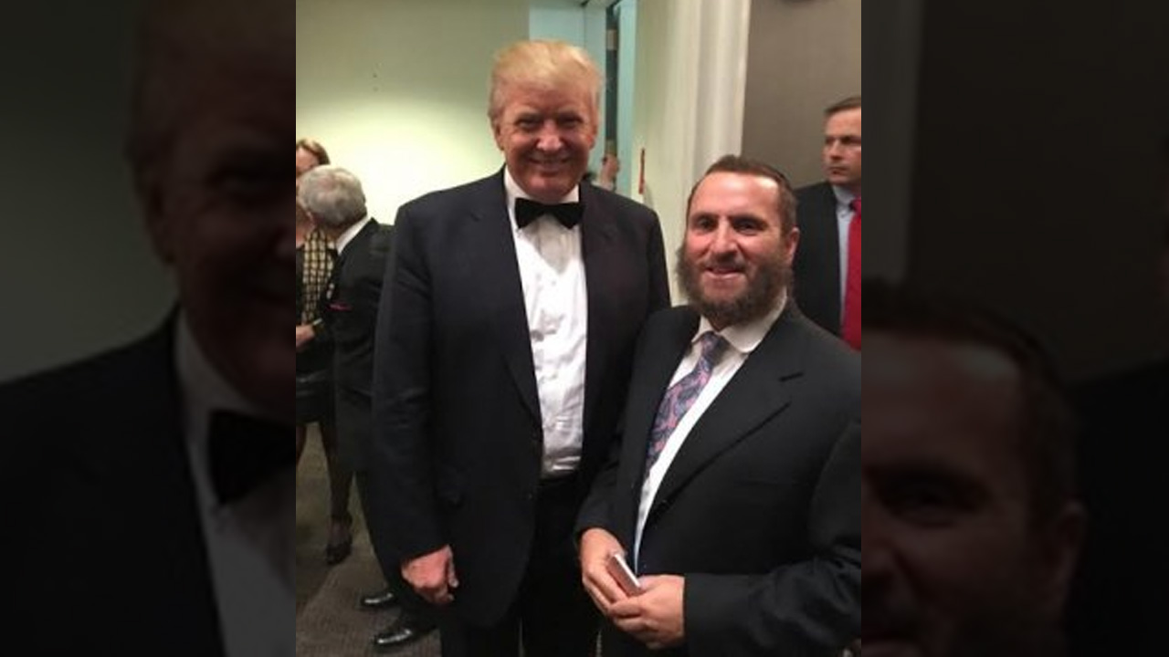 Rabbi Shmuley Boteach Trump Sheldon Adelson