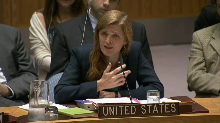 Samantha Power Saudi Arabia Yemen R2P