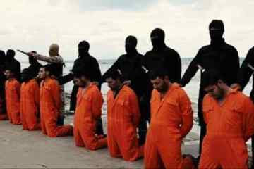 ISIS beheaded Egyptian Christians