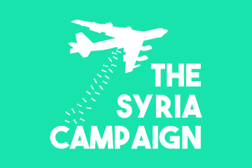 The Syria Campaign regime change military intervention