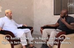 Bilal Abdul Kareem Syria fight between Sunnis Shiites