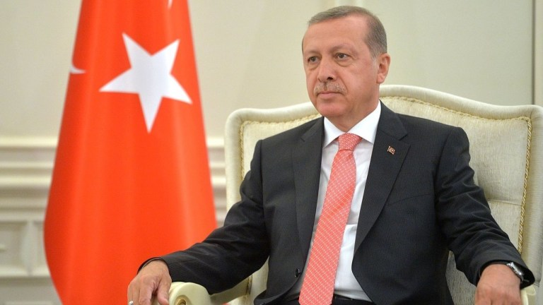 Recep Tayyip Erdogan Turkey