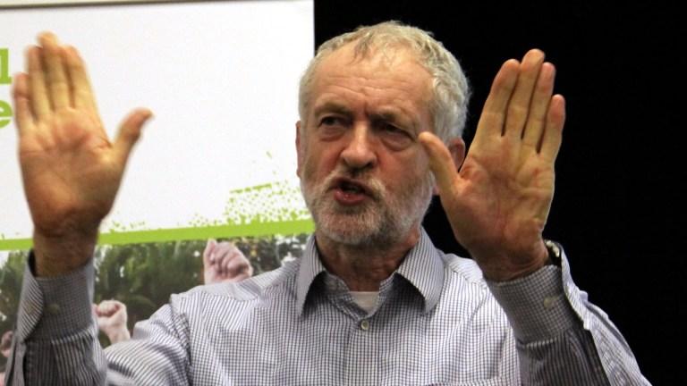 Jeremy Corbyn war on terror