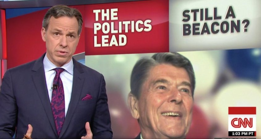 jake tapper ronald reagan