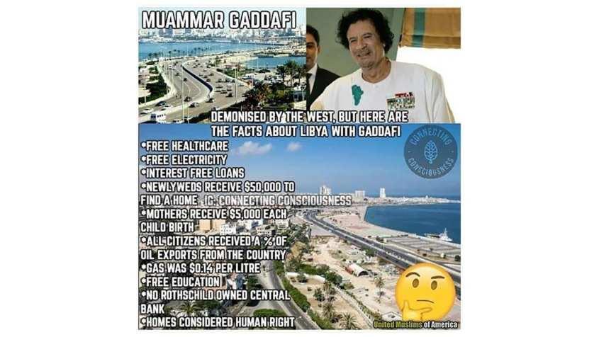 united muslims libya russian meme