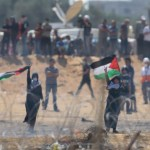 Gaza march Israel massacre every bullet landed