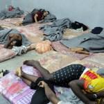 libya detention un