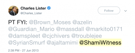 Charles Lister ShamiWitness tweet 4